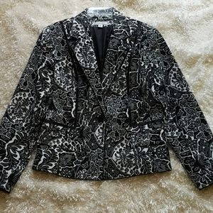 Very classy Coldwater Creek jacket. Sz M